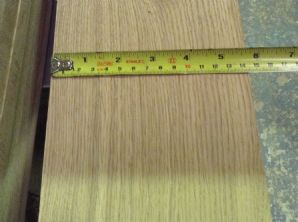 22mm...Oak PSE   6@ 2.1m x 145mm x 22mm